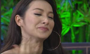 Yaya Trương Nhi tái mặt khi Trường Giang nhắc đến tình cũ Lương Bằng Quang