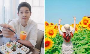 'Đại uý Yoo' quảng bá 4 điểm đến tuyệt đẹp ở Hàn Quốc