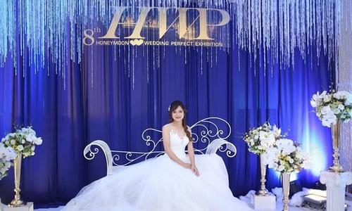 Triển lãm cưới và du lịch trăng mật HWP 2016
