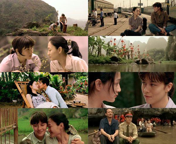 Toàn bộ bộ phim được quay ở Việt Nam