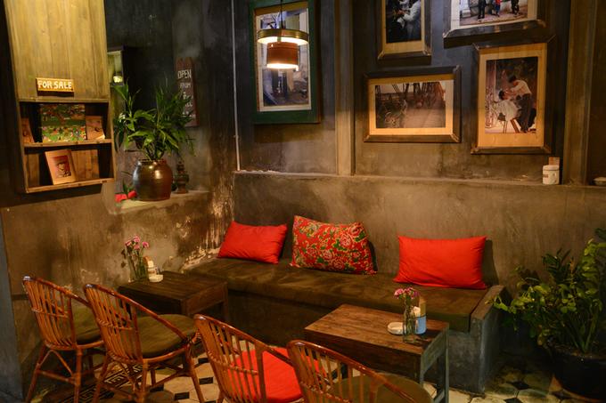 Quán cà phê Tổng tổng Pháp ghé thăm ở Hà Nội