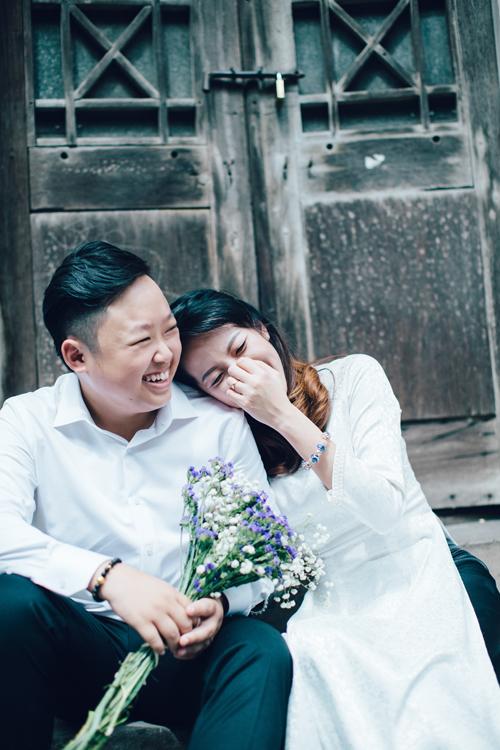[Caption]Hai người dự định làm lễ ăn hỏi vào ngày 20/11 và tổ chức đám cưới vào ngày 17/12 sắp tới.