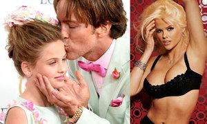 Con gái 'bom sex' Anna Nicole Smith xinh xắn tuổi lên 10