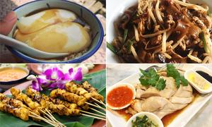 7 món ăn đường phố nổi tiếng tại Đông Nam Á