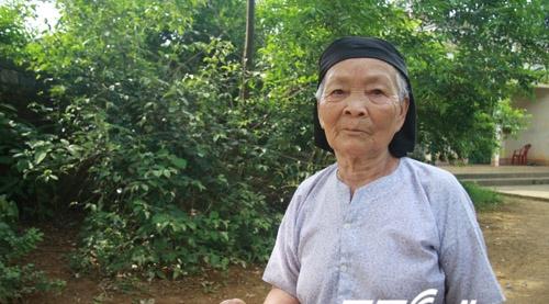 Cụ Nguyễn Thị Mẹo.