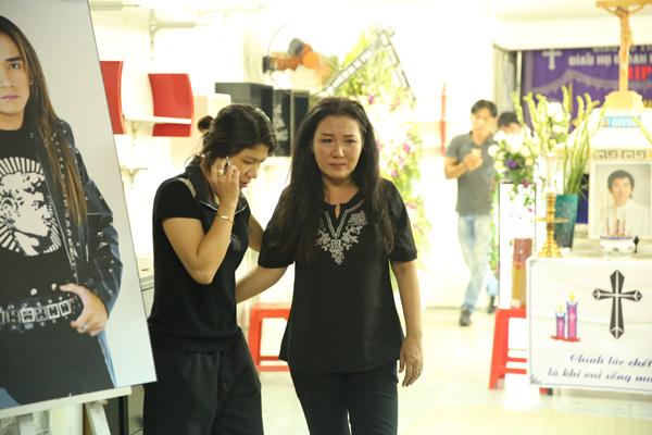 Nghệ sĩ Ngân Quỳnh.