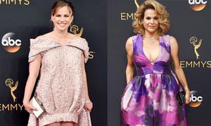 6 sao mặc xấu tại Lễ trao giải Emmy 2016