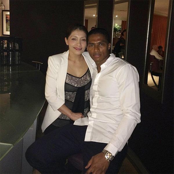 Sao MU và cô vợ Zoila,