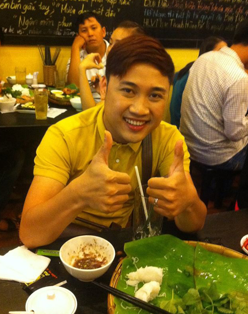 Quán bún đậu mắm tôm Sài Gòn thu hút đông sao Việt
