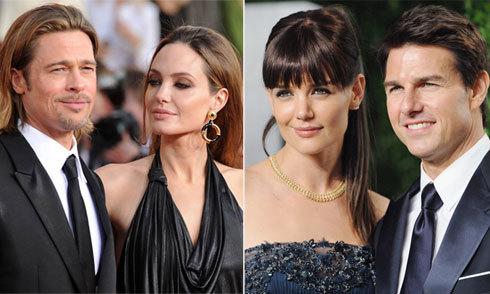 Những cô vợ Hollywood quyết liệt ly hôn khi chán chồng