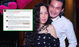 Quách Ngọc Ngoan nổi đóa khi bị anti-fan nói 'bất tài', 'bám váy phụ nữ'