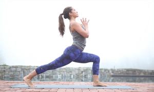 15 phút yoga cho vòng một nở nang