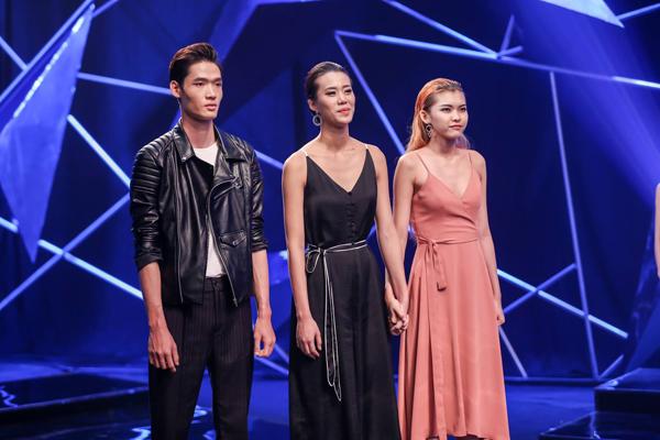 Minh Phong, Thu Hường và Thiếu Lan là 3 thí sinh bị loại trước đêm chung kết.