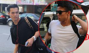 Các hot boy tuyển Việt Nam tập trung chuẩn bị AFF Cup 2016