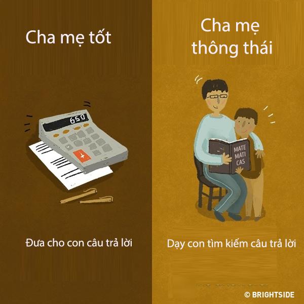 11-dieu-khac-biet-giua-cha-me-tot-va-cha-me-thong-thai-2