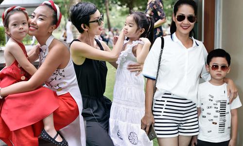 10 khoảnh khắc ấn tượng tại 'Tuần lễ thời trang thiếu nhi'