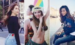 Chốn vui chơi của sao Việt trong tháng 9