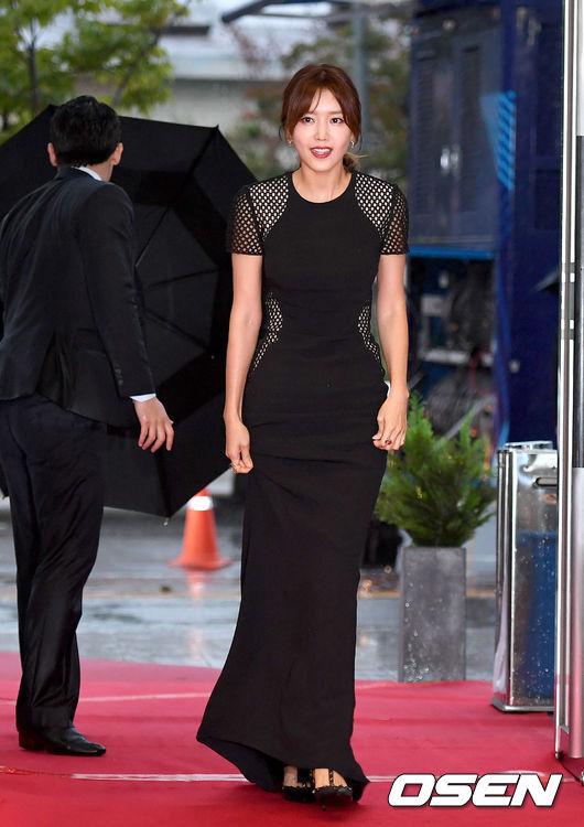 Diễn viên Chae Jung Ah.