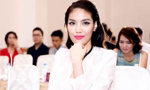 Lan Khuê làm giám khảo Người đẹp xứ Dừa