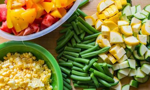 Những ngộ nhận khi chế biến rau củ giàu chất xơ