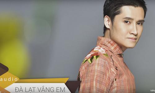 Ca sĩ Xuân Phú da diết khi hát về Đà Lạt