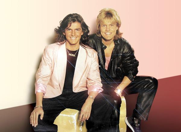 Thomas Anders và Dieter Bohlen