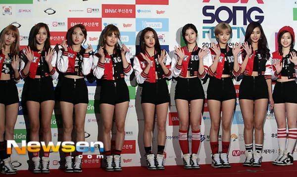 cá tính Twice  con cưng nhà JYP