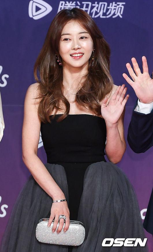 Người đẹp Lee Soo Min.