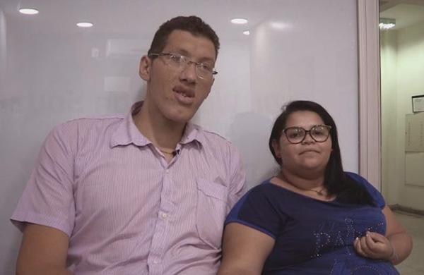 Joelison yêu vợ ngay từ cái nhìn đầu tiên. Ảnh:
