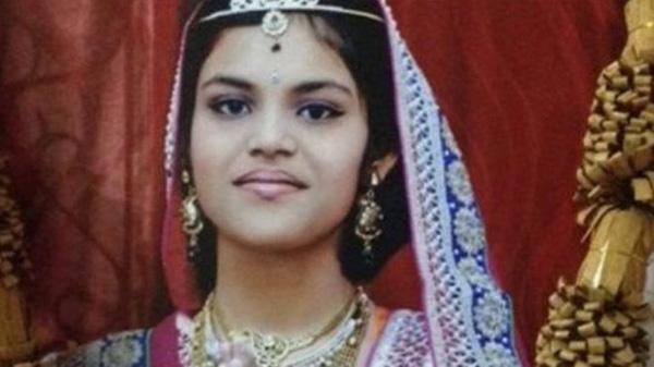 Aradhana Samdhariya qua đời sau 68 ngày nhịn ăn. Ảnh: Uma Sudhir/ BBC