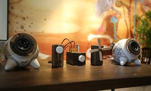 Loạt loa handmade thương hiệu Việt ra mắt