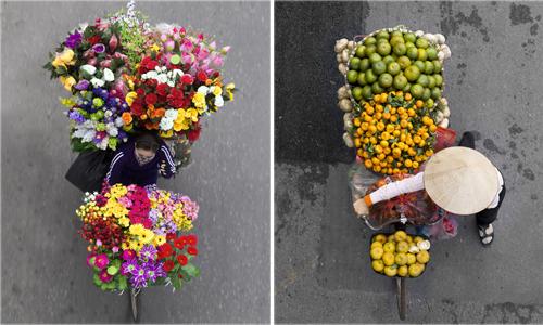 Hàng rong Hà Nội trong mắt nhiếp ảnh gia Hà Lan