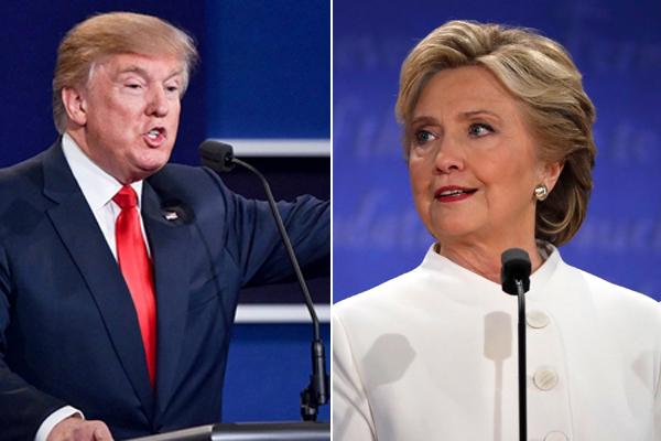 Cuộc tranh luận trực tiếp thứ ba giữa Donald Trump và Hillary Clinton bắt đầu lúc 21h ngày 19/10 (8h sáng 20/10 giờ Hà Nội).
