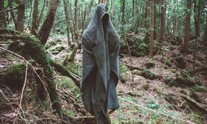 Khu rừng tự sát, đầy rẫy xác chết ở Nhật