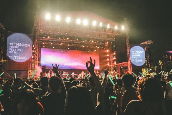 Lễ hội âm nhạc Gió mùa do nhãn hàng Tuborg thuộc Carlsberg Việt Nam làm nhà tài trợ chính, phối hợp cùng Quỹ Tuborg - Đan Mạch. Trong ba ngày 21-23/10), hàng chục nghìn khán giả đã được đắm chìm trong không gian âm nhạc đỉnh cao. Từ năm 2016, Tuborg sẽ đồng hành với Monsoon trong lộ trình 5 năm (2016-2020), nhằm mang đến cho cộng đồng những trải nghiệm âm nhạc chất lượng xứng tầm quốc tế.