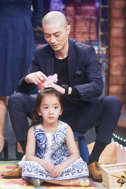 Hoắc Kiến Hoa đang chuẩn bị làm cha, tuy nhiên con anh là gái hay trai vẫn