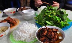 Hà Nội lọt vào 52 địa chỉ ẩm thực ngon trên thế giới