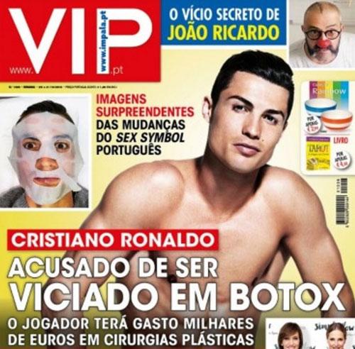 Tờ VIP của Bồ Đào Nha