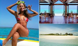 Hòn đảo xinh đẹp chỉ dành cho khách VIP ở Philippines