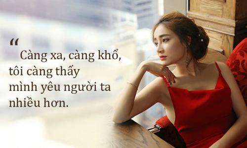 Phát ngôn không thể bỏ qua của sao Việt trong tuần (15)