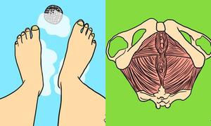 Những lợi ích của việc đi tiểu trong khi tắm