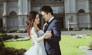 Ảnh cưới ở Melbourne của nữ du học sinh Hà Nội và Việt kiều Australia