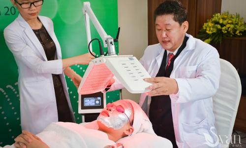Ra mắt công nghệ làm đẹp Meso Pure White tại Việt Nam