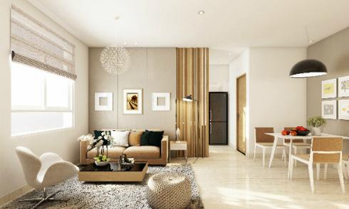 Đất Xanh ra mắt căn hộ officetel cao cấp tại khu Nam TP HCM