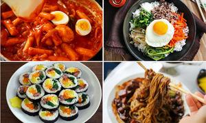Cách làm 6 món ăn đặc trưng Hàn Quốc trong ngày lạnh
