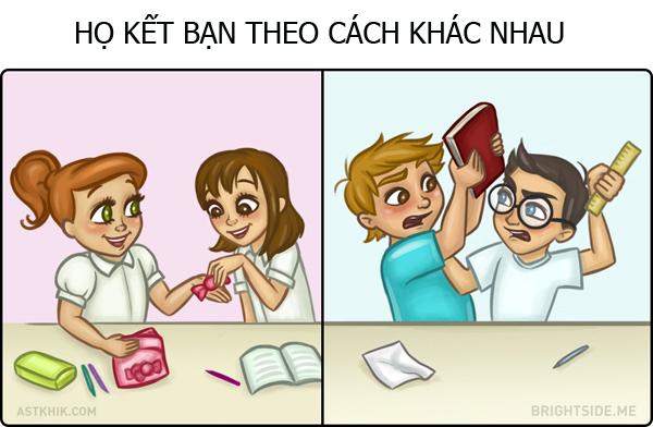 su-khac-biet-thu-vi-giua-tinh-ban-cua-dan-ong-va-phu-nu