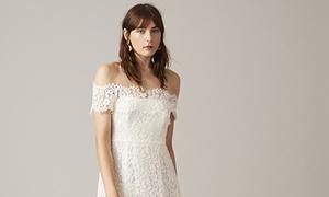 Nhãn hiệu yêu thích của công nương Kate tung BST áo cưới bình dân