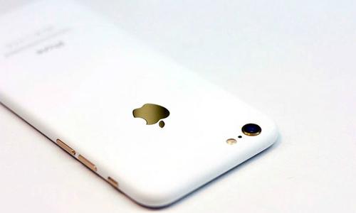 Apple sắp giới thiệu iPhone 7 bản Jet White