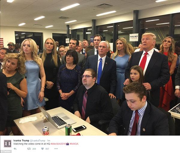 Ivanka Trump,