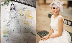 MC Mai Ngọc chọn style thập niên 60 cho ngày ăn hỏi
